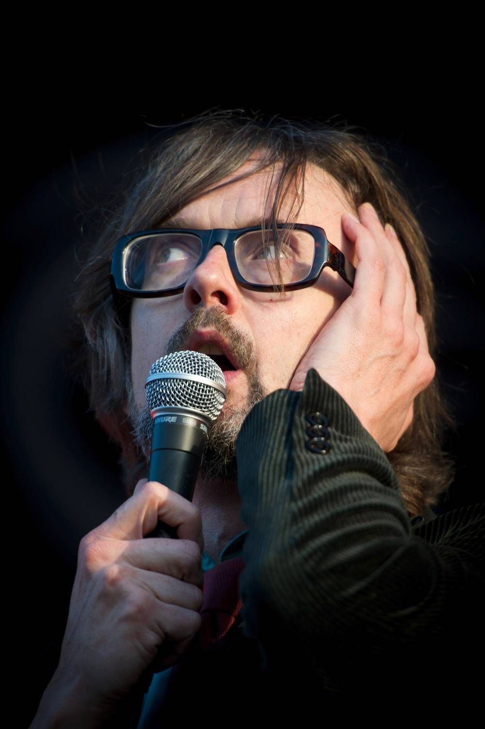 Jarvis Cocker Vieilles Charrues 2011