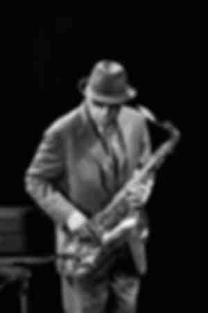 Archie Shepp Atlantic jazz festival 2009