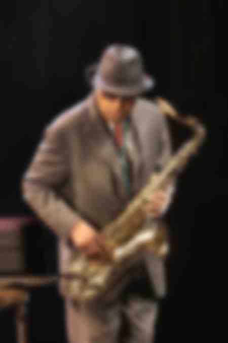Archie Shepp Atlantique Jazz Festival Le Quartz Brest 2009