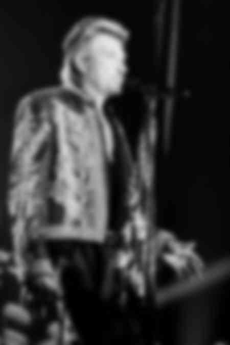 Johnny Hallyday Brest 2006