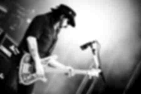 Lemmy Kilmister Motörhead 2008