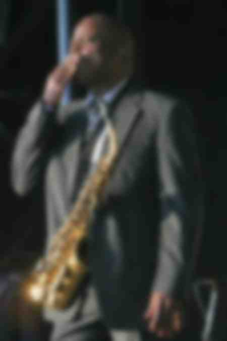 Maceo Parker at the End of the World
