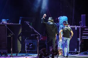 Neil Young aux Vieilles Charrues