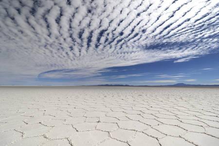 désert blanc