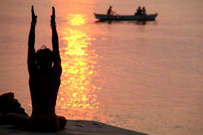 Yoga In Varanasi