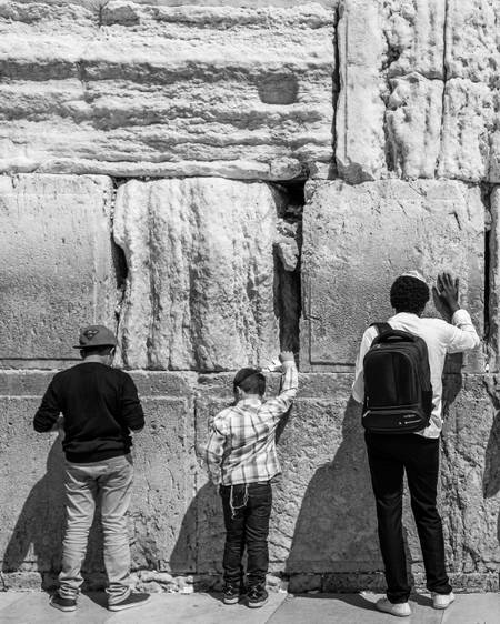 The wall Jerusalem II