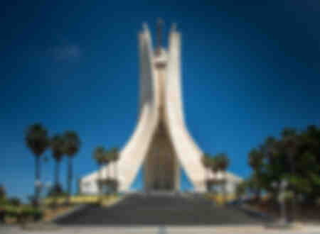 Makam El Chahid - Alger