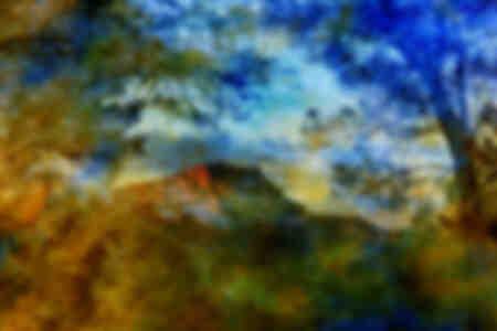 Colorful Sainte-Victoire
