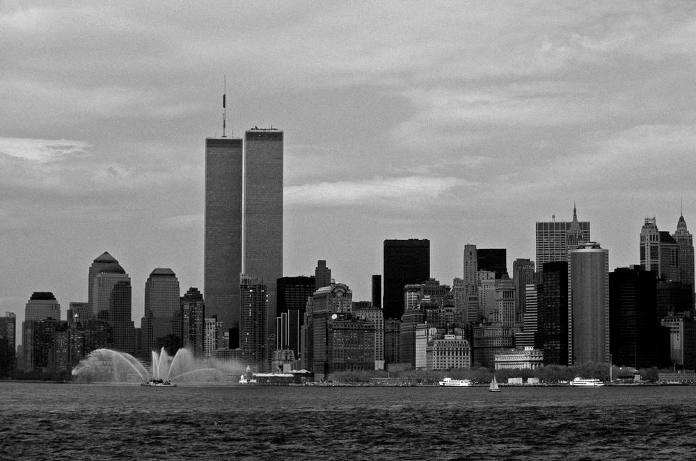 Les Tours Jumelles Du World Trade Center I003 16