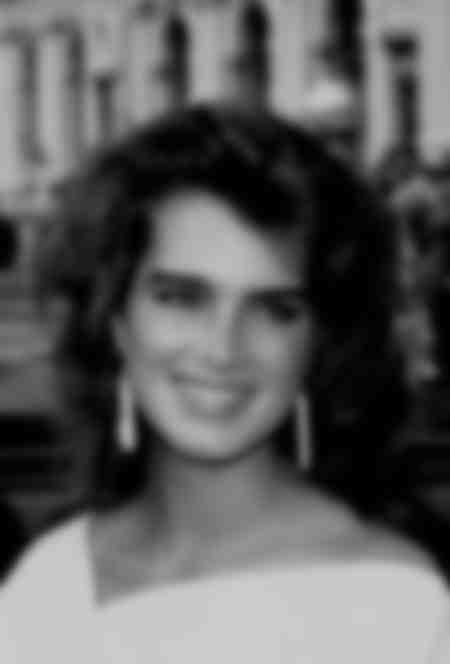 Brooke Shields à l'Elegance Show à Monte-Carlo