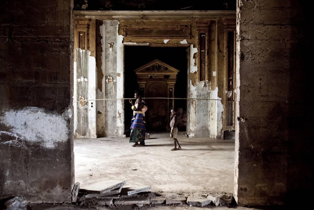 Les Couloirs Du Palais Bamboo 2