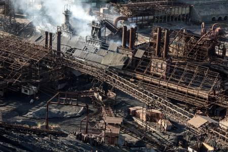 L'usine Gécamines de Lubumbashi - 1