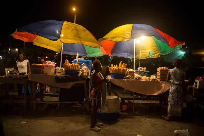 Kinshasa La Nuit  1