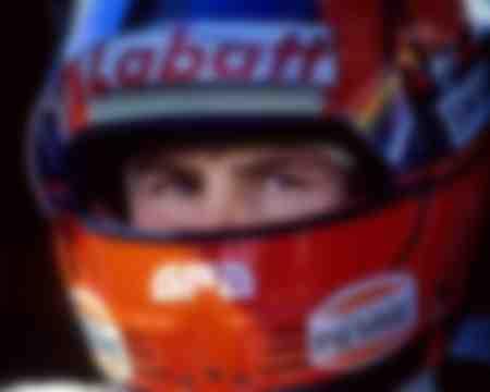 Gilles Villeneuve Close up