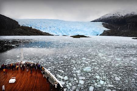 Le glacier Amalia