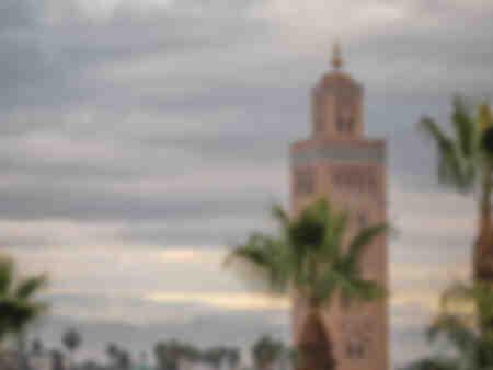 Koutubia - Marokko