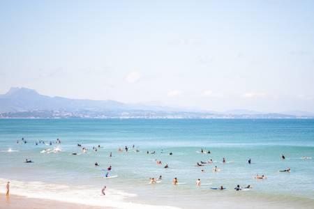 Biarritz in summer - Series -4