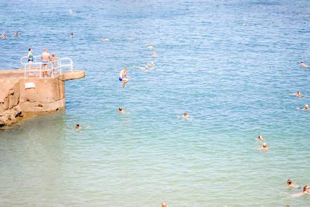 Biarritz im Sommer -6