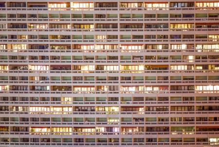 Building Brasilia - Marseille
