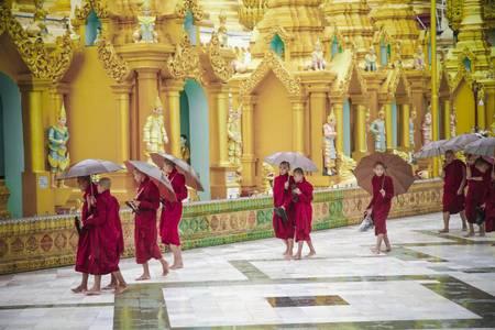 Rangon - Burma