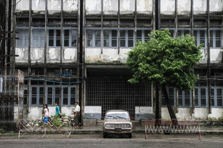 Rangoon Yangon Burma