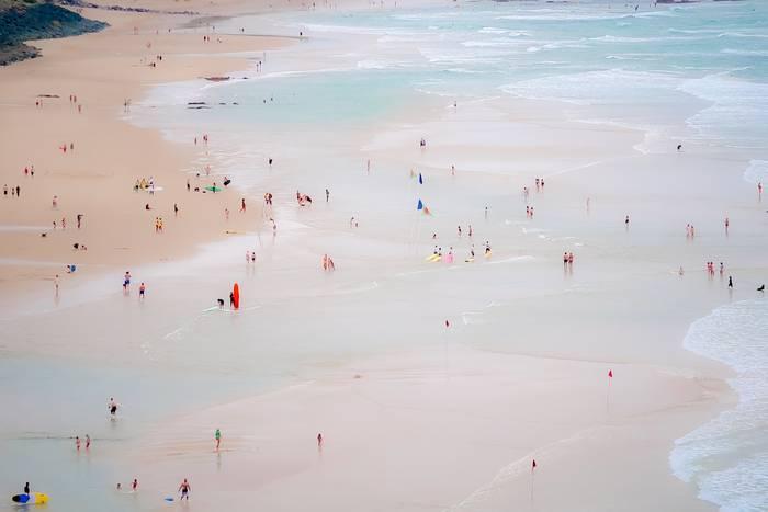 Biarritz En Ete
