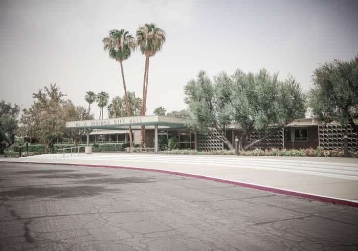 Palm Springs City Hall 2