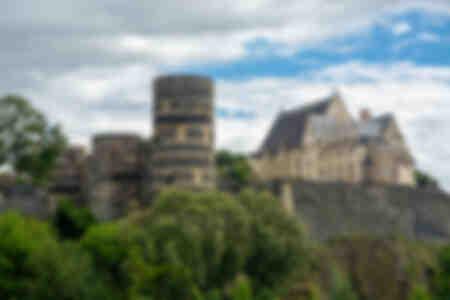 Angers Le chateau
