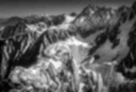 Glaciar Argentiere Adret y rocas Ubac