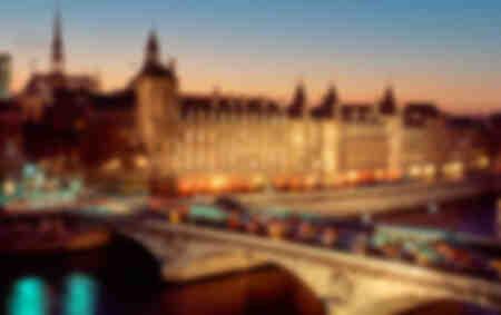 The Conciergerie 1991