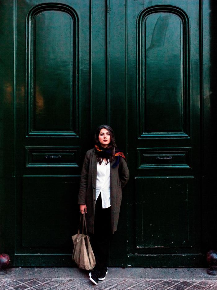 Topos 2015 Golnaz Paris