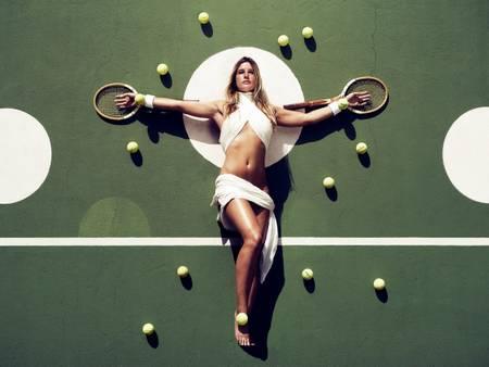 Tennis Goddess