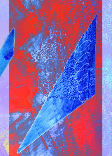 Ombre bleue