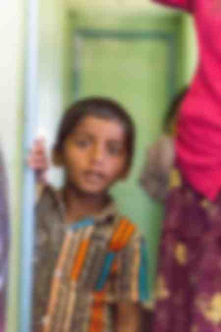 Garçon Sri Lanka
