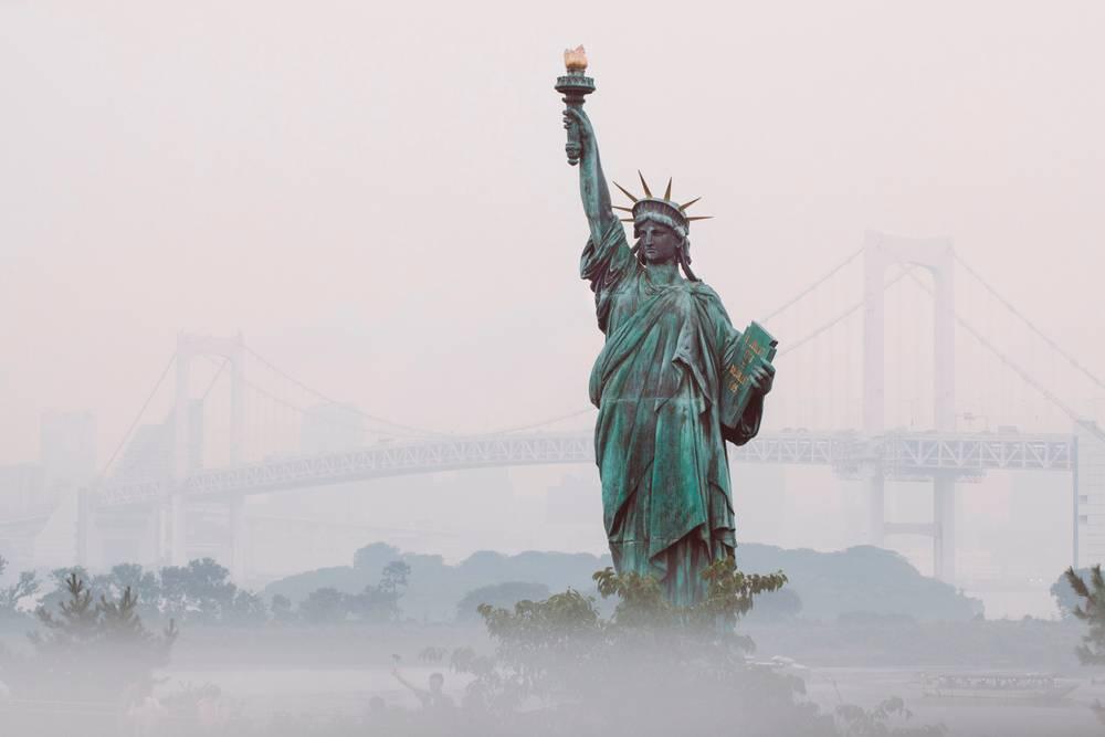 Tokyo Lady Liberty