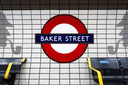 BAKER STREET - SHERLOCK HOLMES