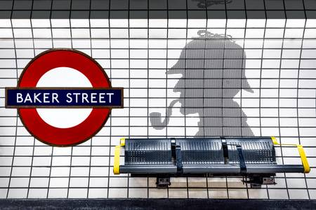 LONDRA - STRADA DI BAKER