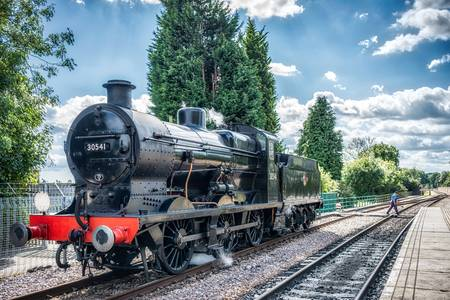 STEAM TRAIN - I
