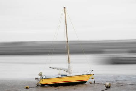 Pop Corn Boat