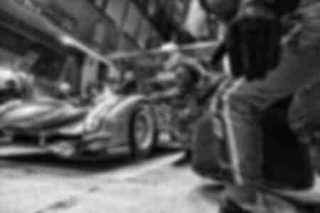 Stand de las 24 horas de Le Mans de Audi