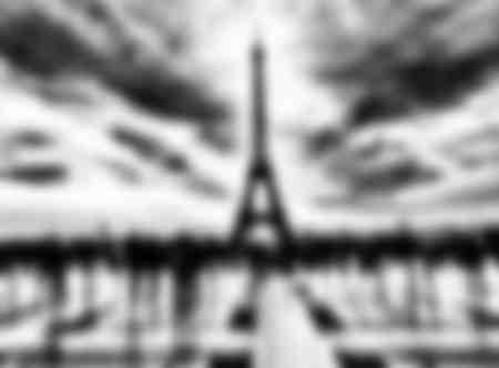 Le grunge de la tour Eiffel 2