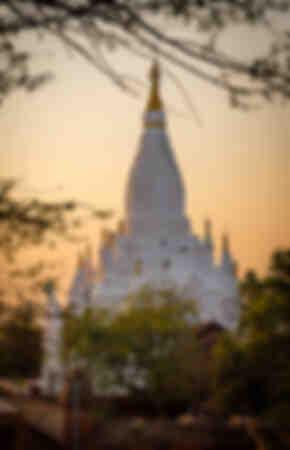 pagode de Bagan