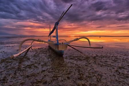 tempesta tempestosa di Bali
