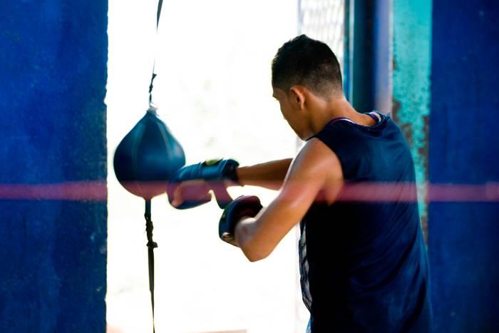 Boxeador I