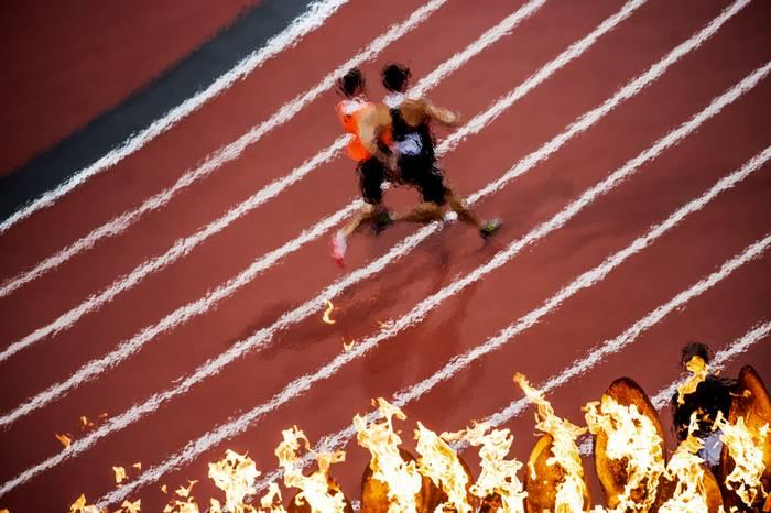 Through Air And Fire