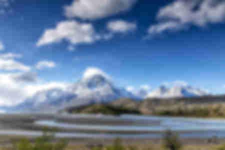 3- Chilean landscape