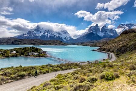 2 Chilean landscape