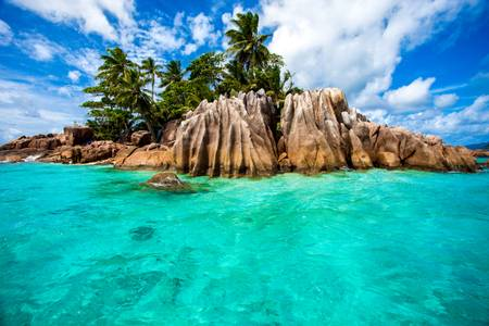 island saint pierre seychelles