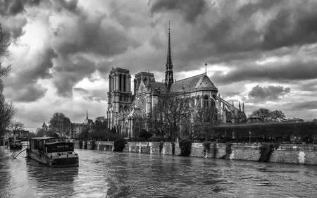 Paris la crue