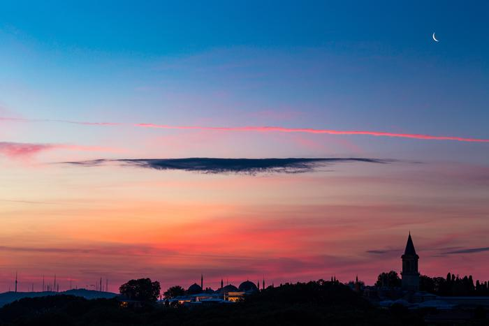 Sunrise On Topkapi
